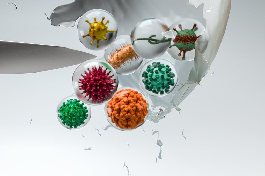 O eterno retorno: Os vírus sempre estarão um passo à frente do sistema imunológico. A nós, resta lidar com as epidemias – que sempre vão voltar.