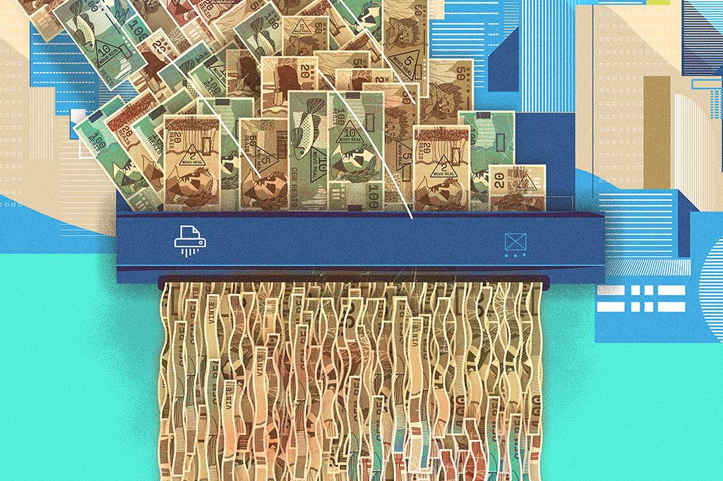 O grande risco de ligar as impressoras de dinheiro é criar inflação – e destruir o valor da moeda