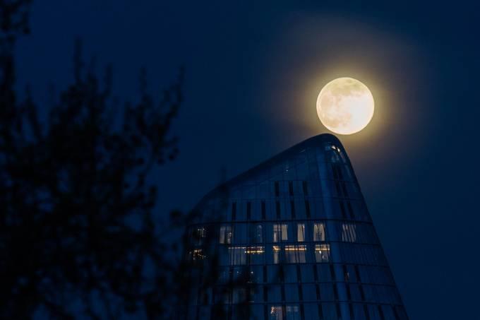 Nasa financia projeto para construir telescópio na lua