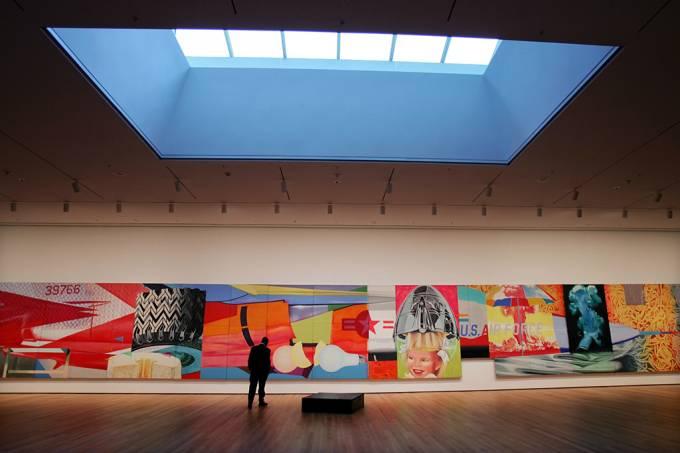 Quarentena: MoMA oferece cursos gratuitos online
