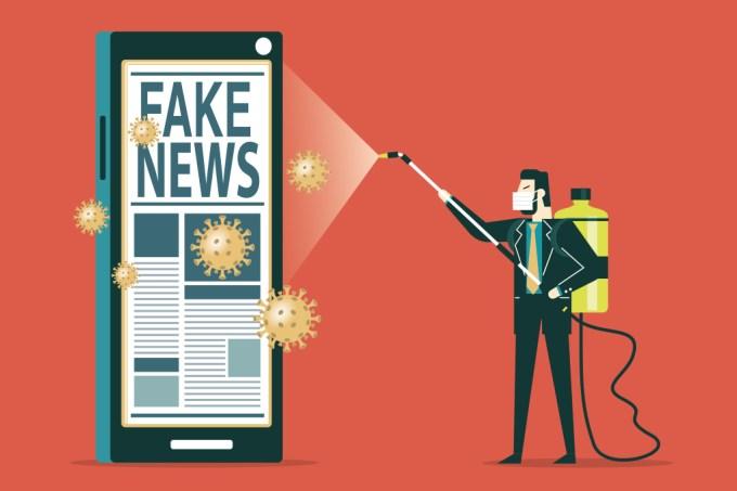 Como evitar cair em notícias falsas sobre a Covid-19?