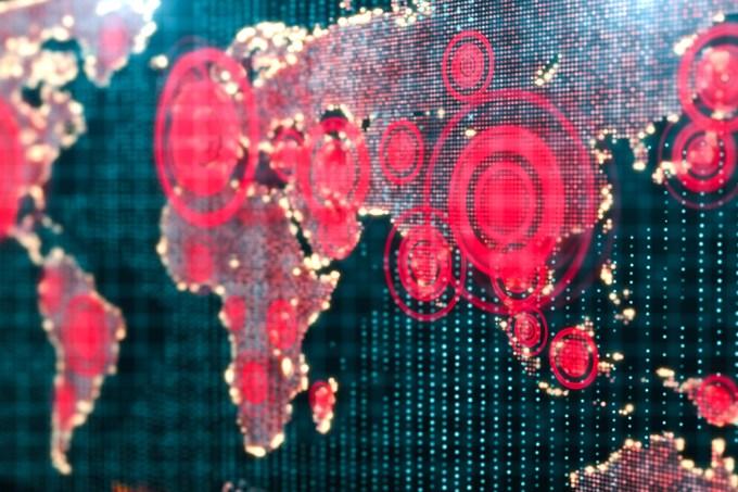 Quais países ainda não têm casos de coronavírus?