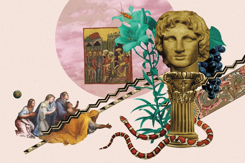 <strong>Aluno de Aristóteles, o imperador recebeu a melhor educação da época.</strong>