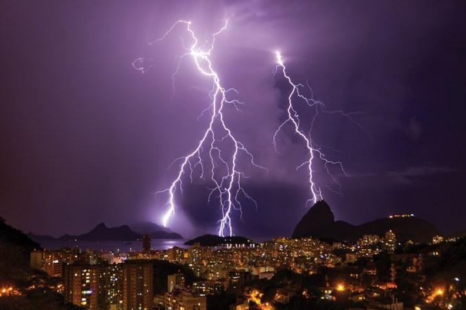 Brasil, o País dos Raios [imagem 1]