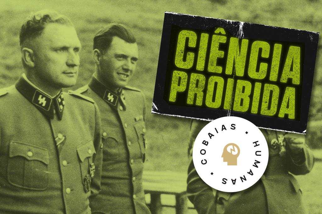 Josef Mengele e os médicos nazistas