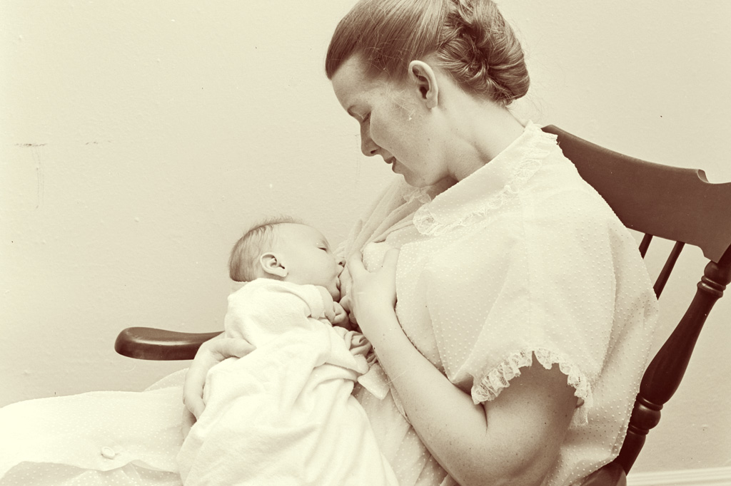 <strong>Na primeira infância, mamar no peito seria o suprassumo do prazer.</strong>