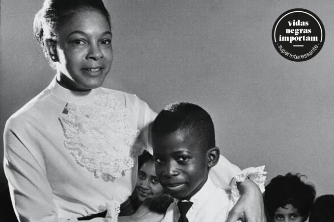 A psicóloga que analisou os efeitos da segregação na saúde mental de crianças negras