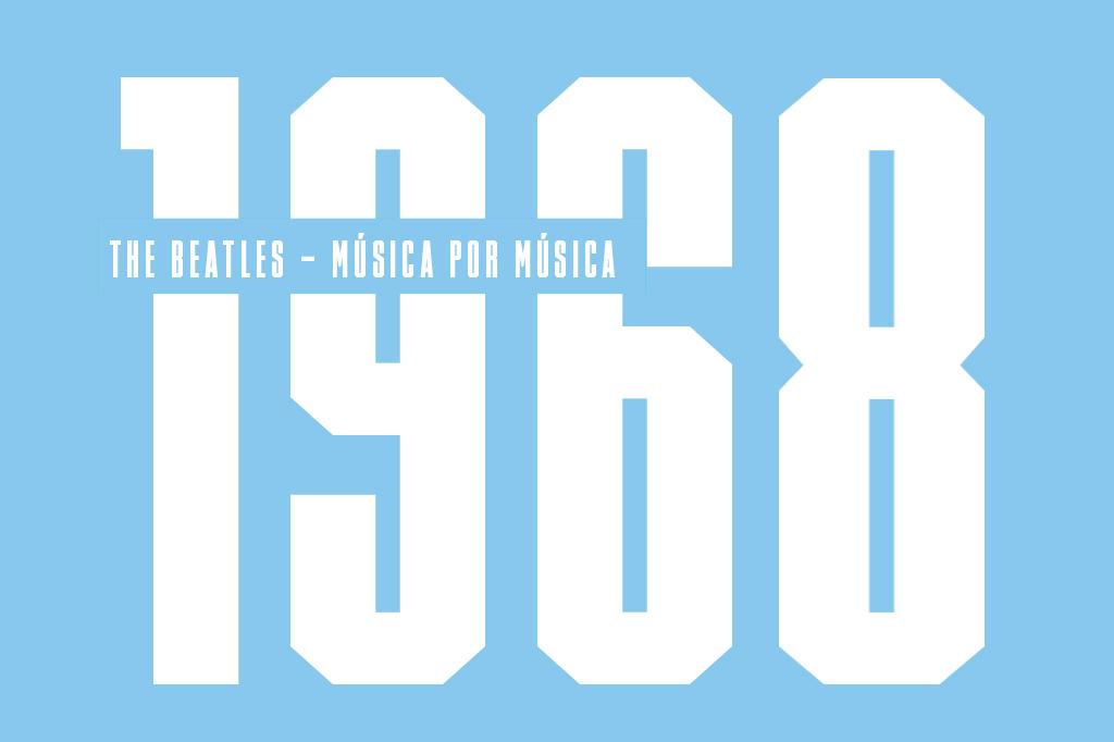 1968: Os Beatles na vibe da meditação transcendental