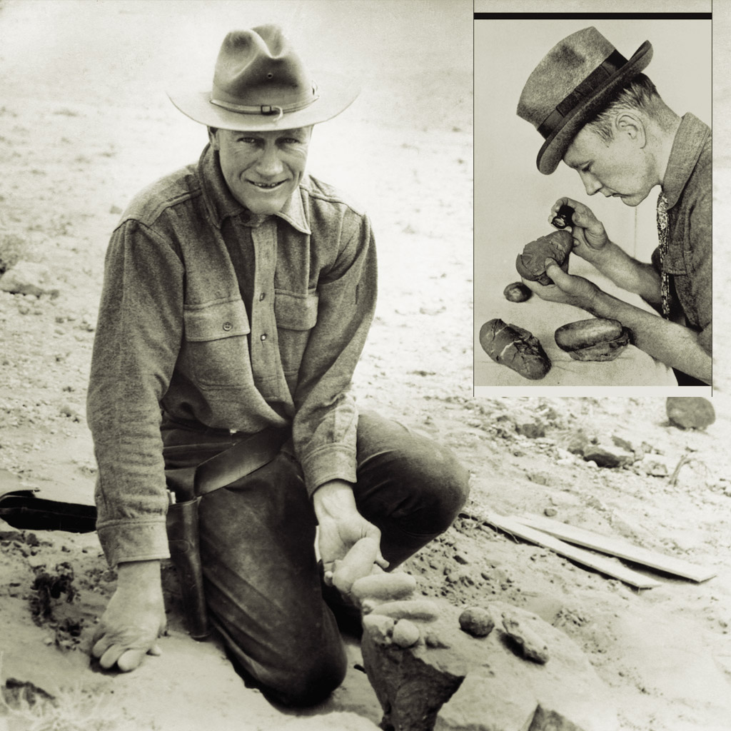 <strong>Roy Andrews, o protótipo de Indiana Jones.</strong>