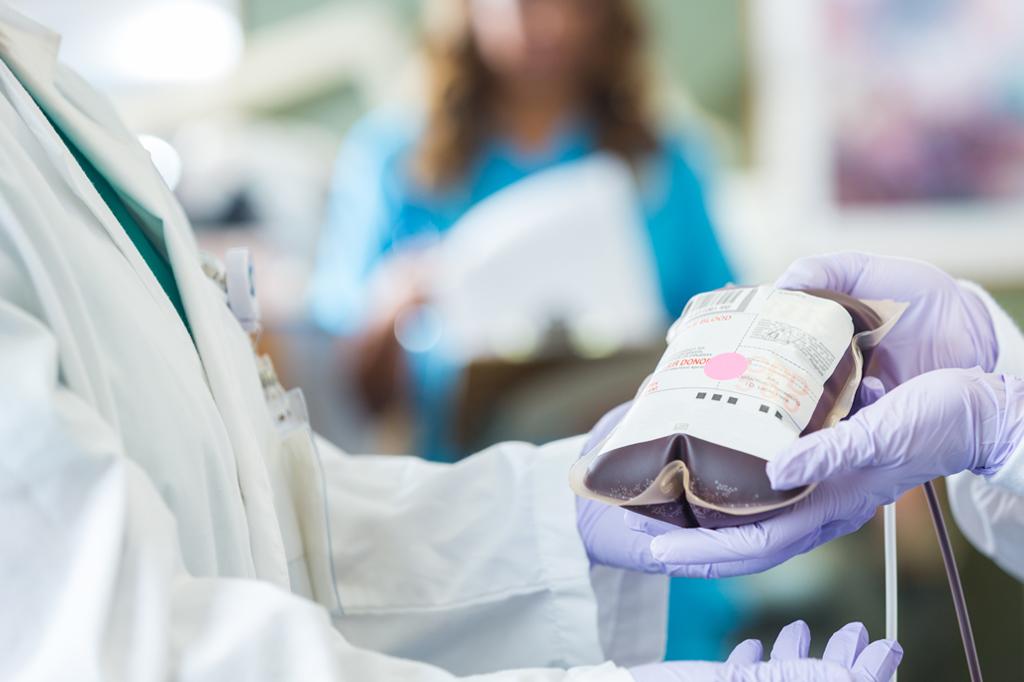 """Cientistas propõem """"observatório global de sangue"""" para evitar próxima pandemia"""