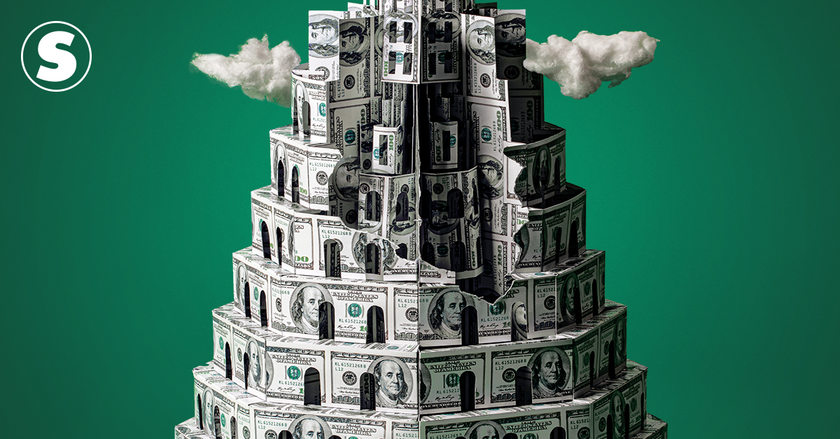 Letter to the reader: the Tower of Babel of public debt