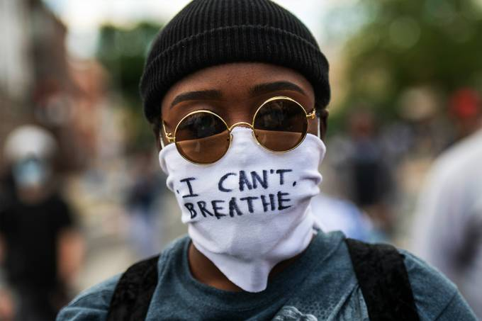 Protestos nos EUA, estatísticas de mortes por policiais