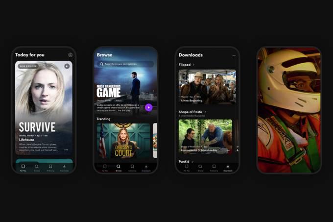 Quibi, o streaming 100% voltado para smartphones – mas que ainda não decolou