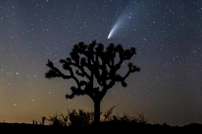 Como acompanhar a passagem do cometa Neowise (SEO)
