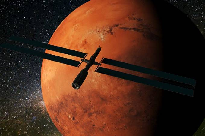 China lança missão à Marte e dá novo passo na corrida espacial