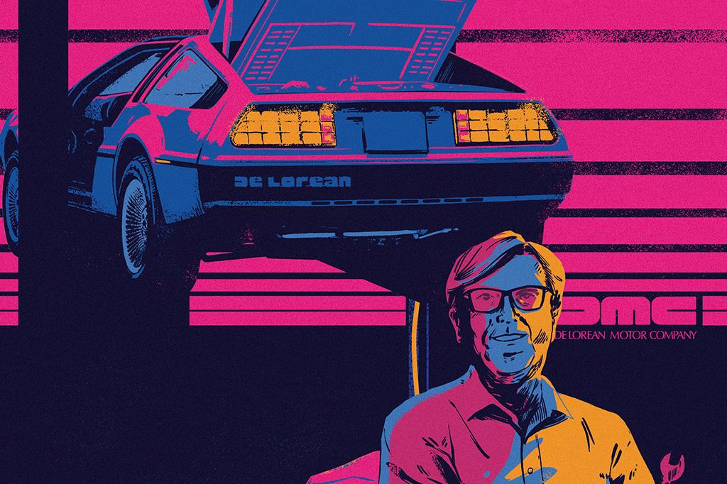 A DeLorean foi comprada pelo mecânico Stephen Wynne, que é especialista em consertar carros da marca – e, agora, pretende voltar a fabricá-los.