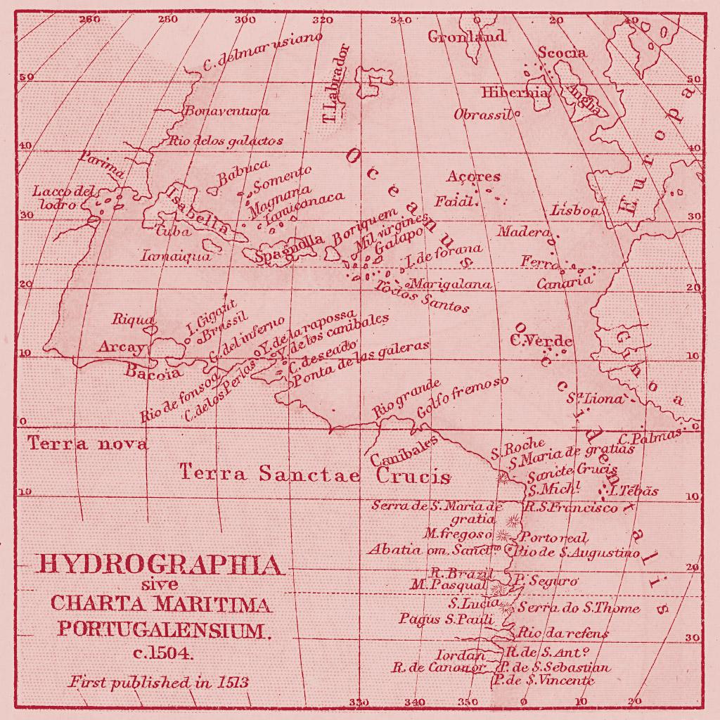 <strong>Antes de Cabral, Portugal já tinha mapeado parte do Brasil – graças a uma expedição de 1498.</strong>