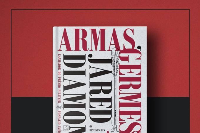 Livro da Semana: Armas, Germes e Aço, de Jared Diamond