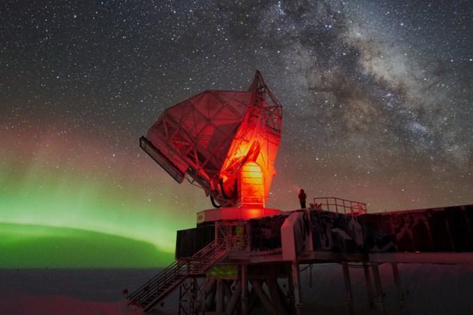 Cientistas encontram o melhor lugar do planeta para observar estrelas
