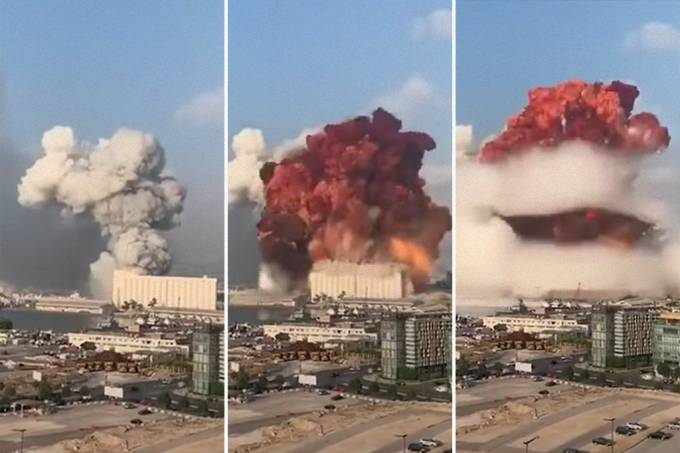 O que se sabe sobre as explosões em Beirute até agora