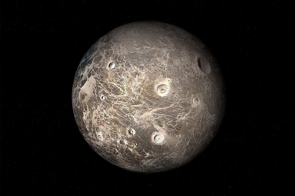 Planeta anão Ceres pode ter água sob sua superfície