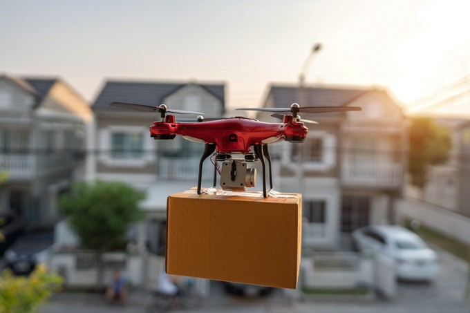 Anac libera testes de delivery com drones. Saiba como vai funcionar (SEO)