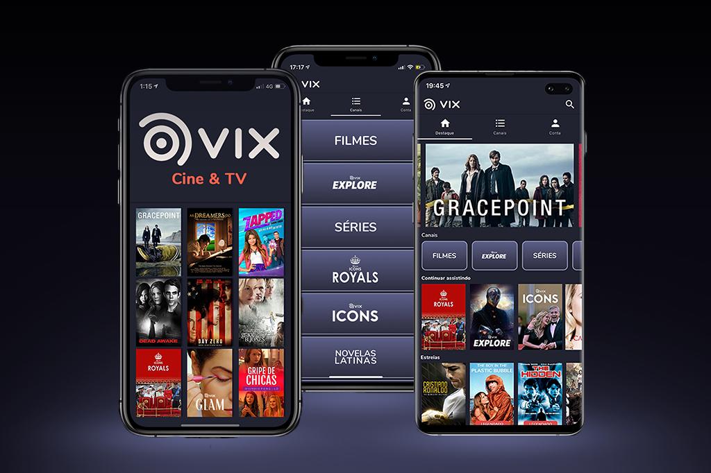 Conheça a Vix Cine e TV, serviço de streaming gratuito recém-lançado no Brasil