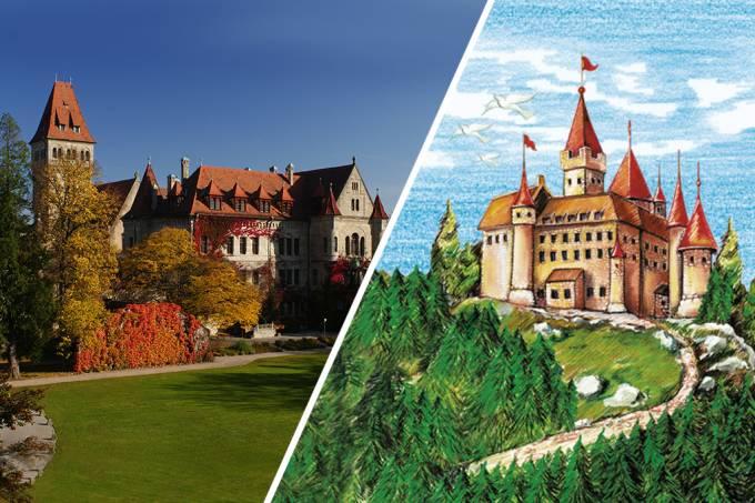 A origem do castelo da Faber-Castell