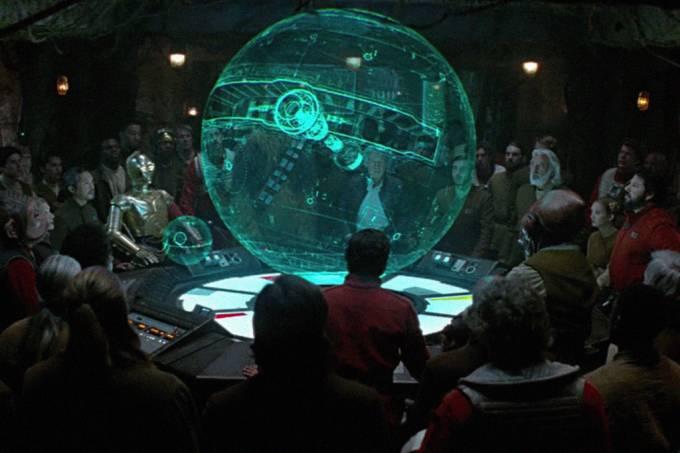 Cientistas do Japão desenvolvem nova tecnologia para criar filmes holográficos