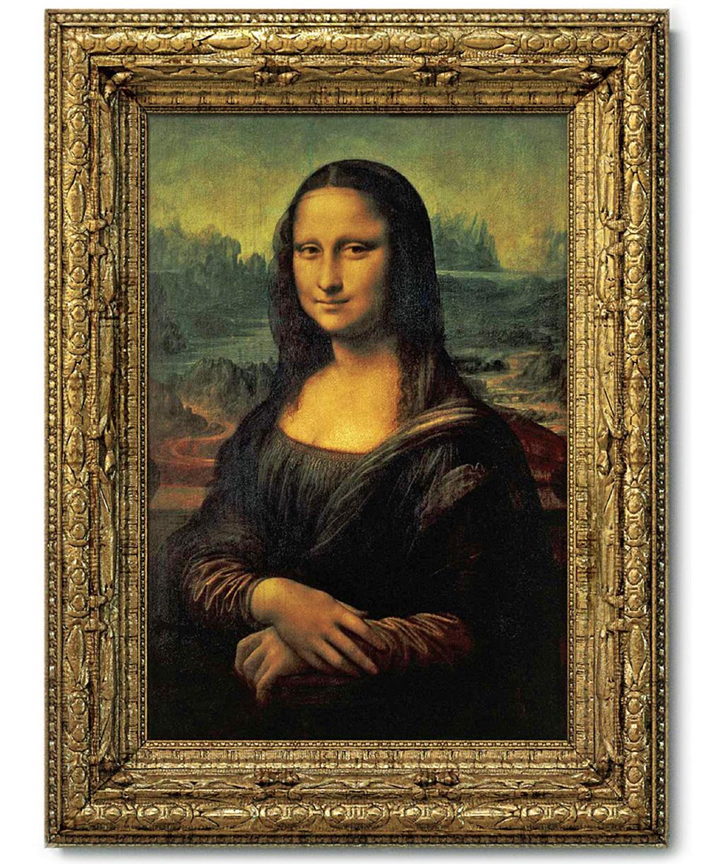 Os segredos da Mona Lisa   Super