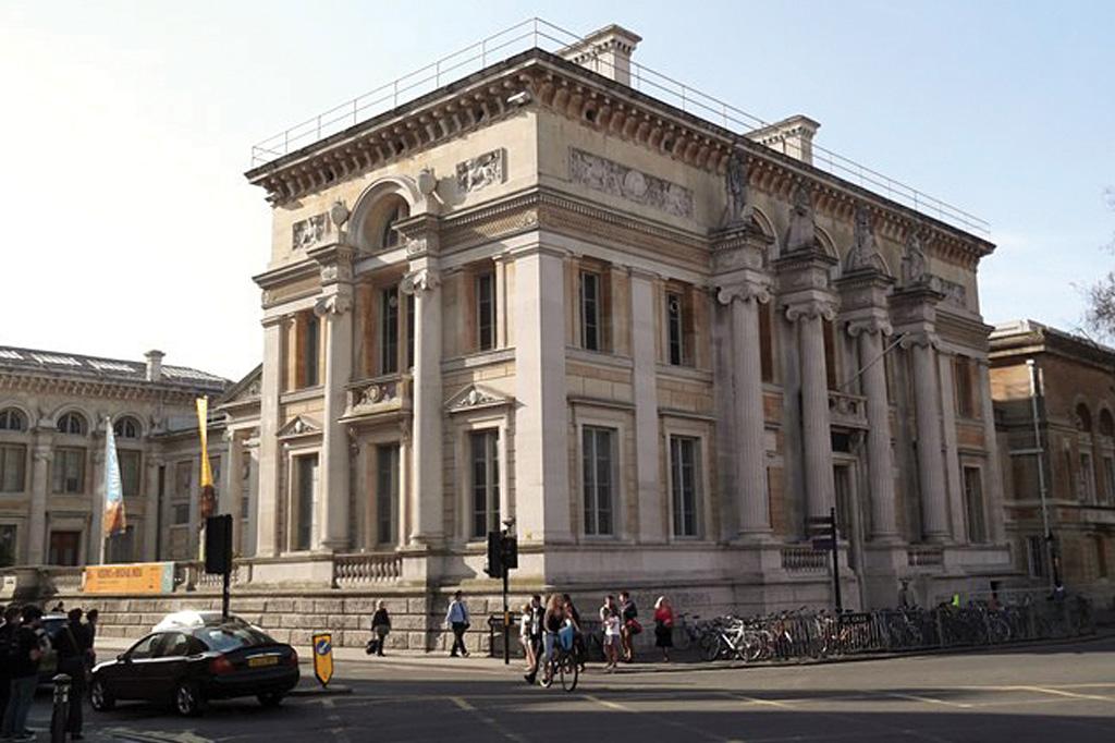 <strong>A entidade abriga o Ashmolean Museum, o museu universitário mais antigo do mundo.</strong>