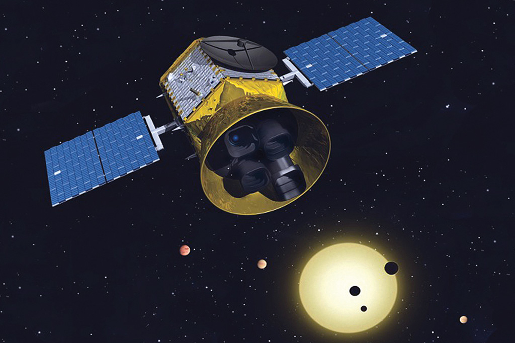 <strong>Uma conquista recente foi o lançamento do TESS, satélite desenvolvido pelo MIT e financiado pela Nasa.</strong>
