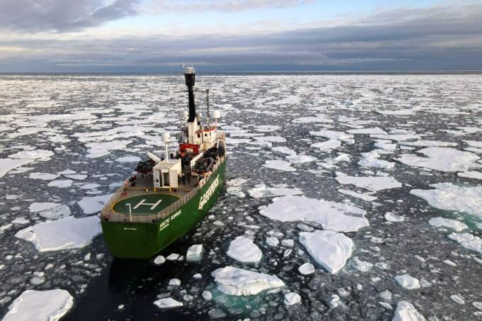 Área de calota polar no Ártico atinge 2º menor nível em mais de 40 anos (SEO)