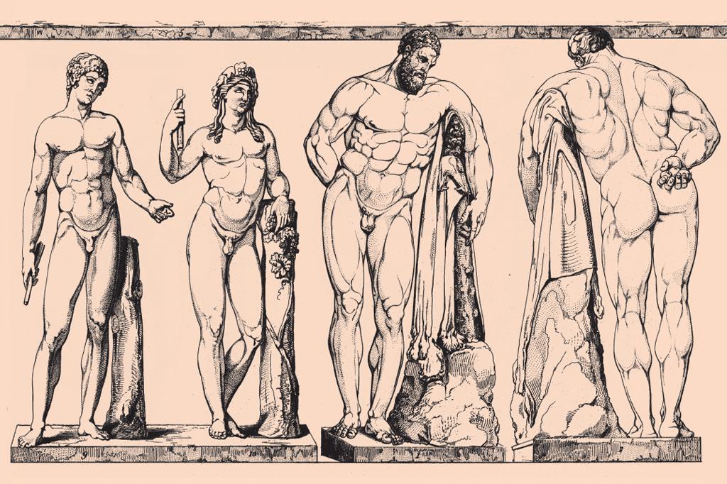 <strong>Homens podem desejar ter traços masculinos exagerados. Mas é para mostrar aos rivais que lhes são superiores.</strong>