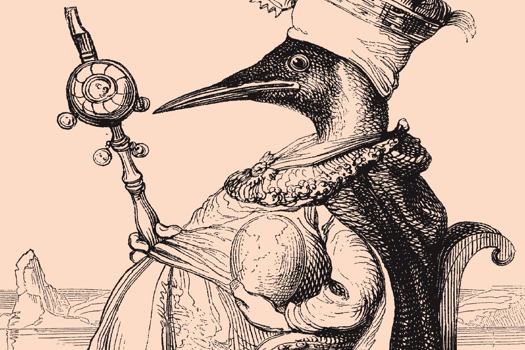 <strong>Paternidade ativa: o pinguim-imperador passa o inverno inteiro chocando os ovos para suas fêmeas.</strong>