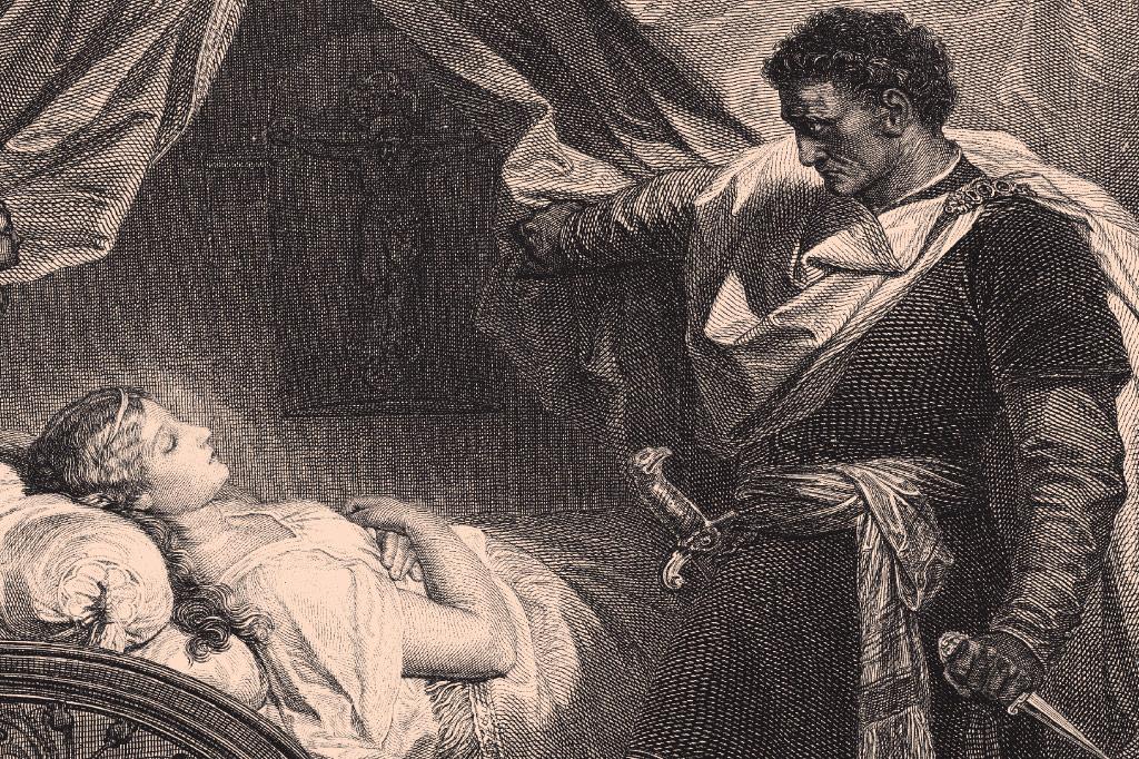 <strong>Otelo, de Shakespeare, é a maior criação artística sobre o ciúme. O protagonista mata a esposa, inocente, por julgá-la infiel.</strong>