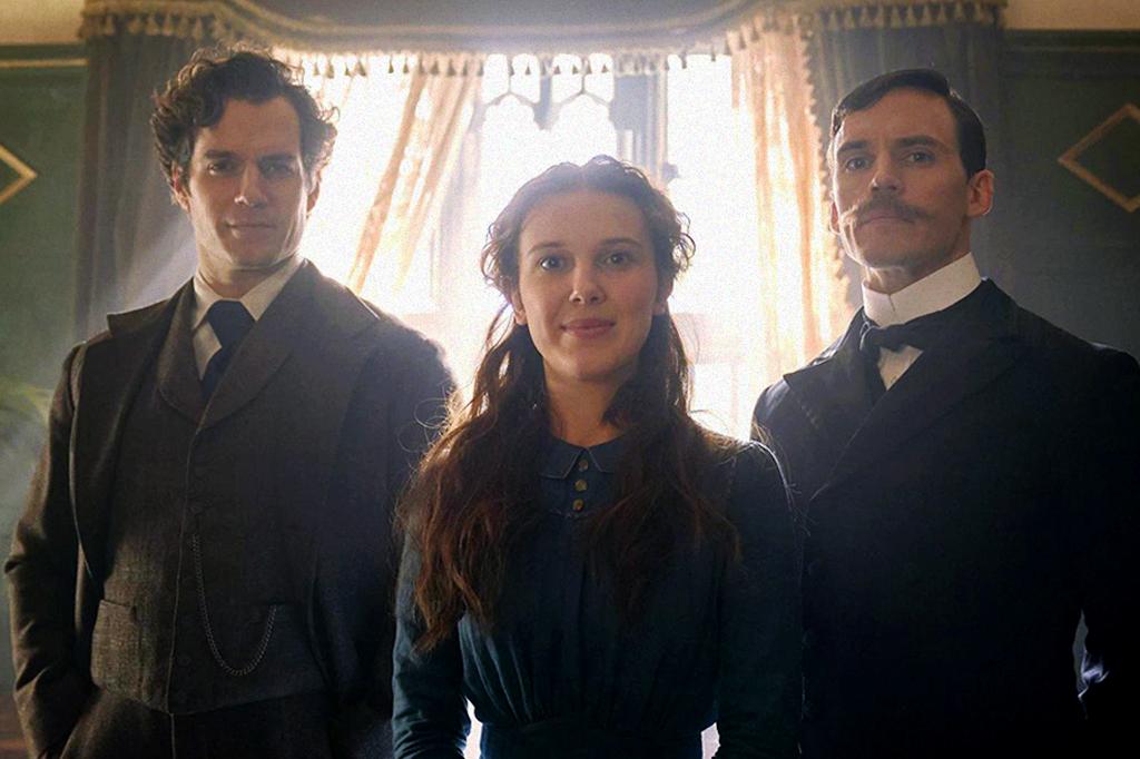 Conheça Enola Holmes, irmã de Sherlock que rendeu processo para a Netflix |  Super