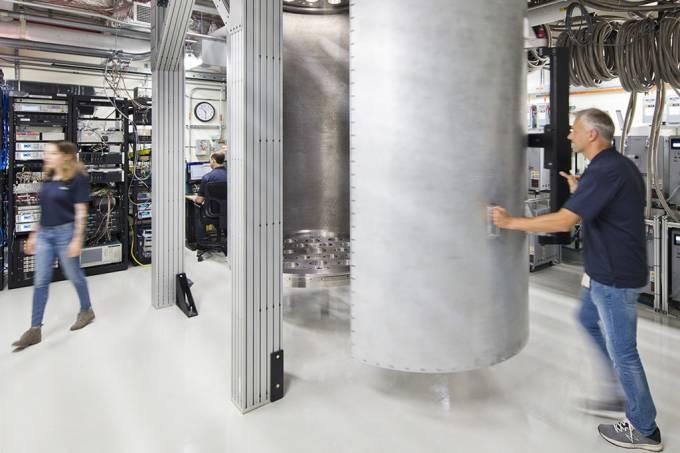 IBM promete computador quântico de 1000 qubits até 2023