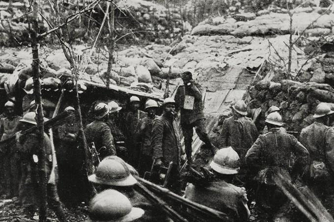 Como o clima pode ter influenciado na letalidade da Primeira Guerra Mundial