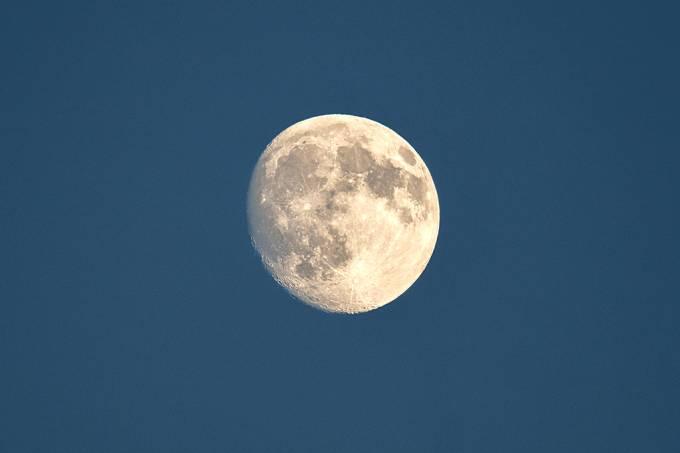 Radiação na lua é três vezes maior do que na Estação Espacial Internacional