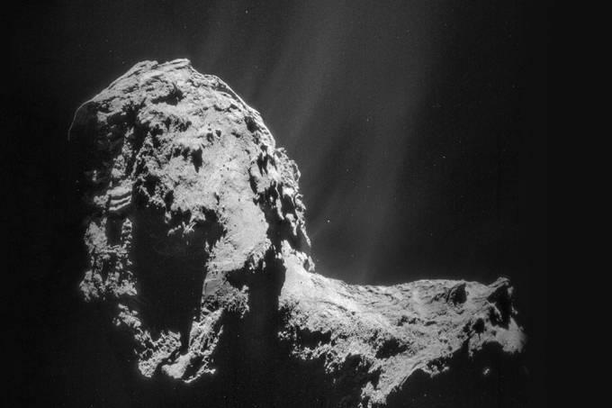 Descoberto asteroide que tem sua própria aurora boreal