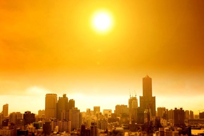 Hemisfério Norte quebrou o recorde de verão mais quente em 2020