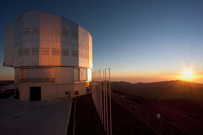 Como o aumento das temperaturas já atrapalha a observação astronômica