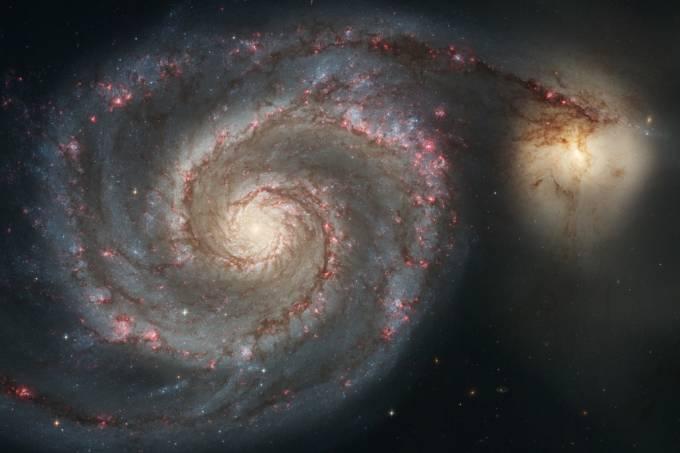 Astrônomos descobrem primeira evidência planeta em outra galáxia
