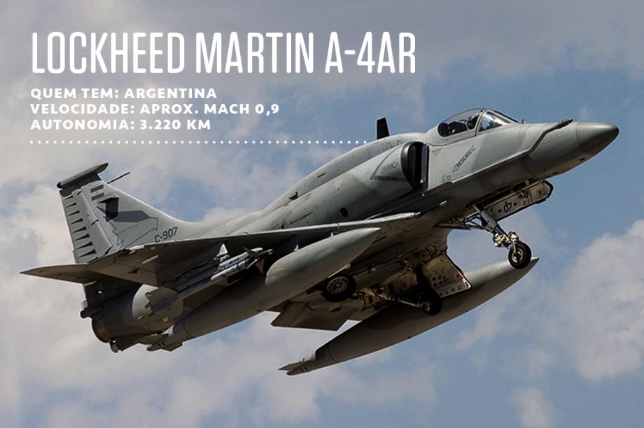Aeronave bem antiga, baseada num projeto dos anos 1960. Está ultrapassada e sofre dificuldades de manutenção, o que coloca a Argentina em posição vulnerável. O país pretendia substituí-lo com caças coreanos FA-50 (baseados no F-16 americano), mas o negócio foi suspenso devido à pandemia.