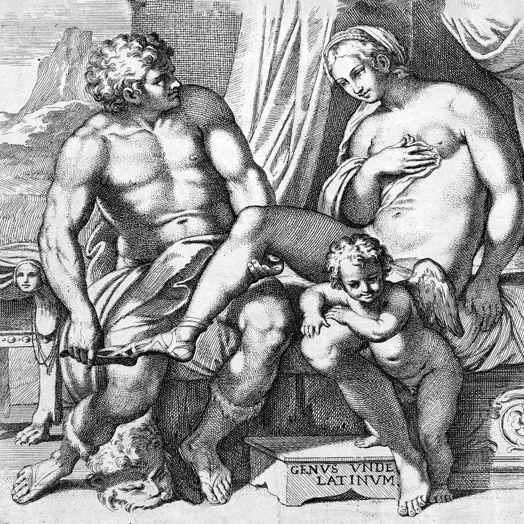 <strong>O rei Anquises tem o privilégio de ir para a cama com a deusa do sexo. Mas se dá mal ao contar vantagem disso.</strong>