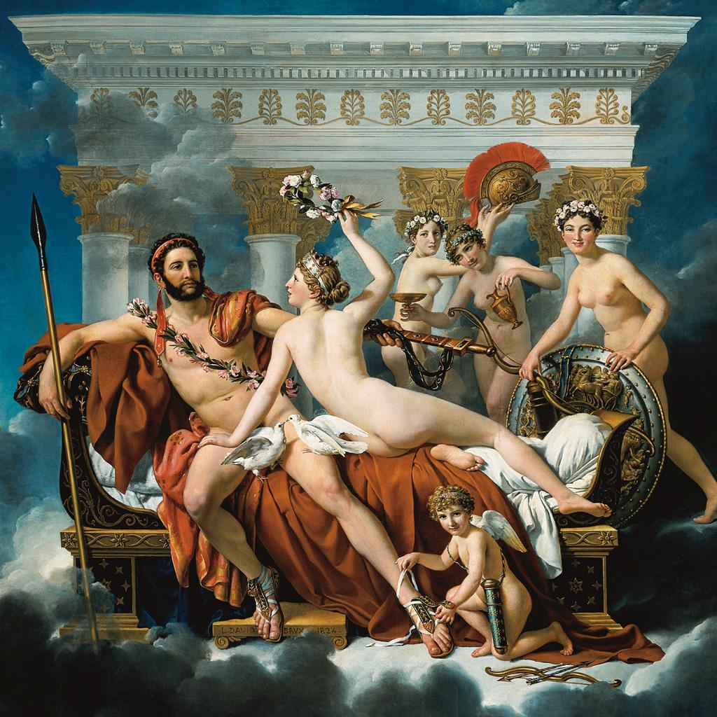 <strong>Ares só não quer guerra com ninguém quando se envolve com sua irmã e amante, Afrodite.</strong>