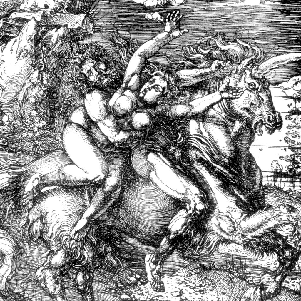<strong>A filha de Deméter é raptada a mando de Zeus, para que seu irmão solitário, Hades, o deus do inferno grego, arrume uma esposa.</strong>