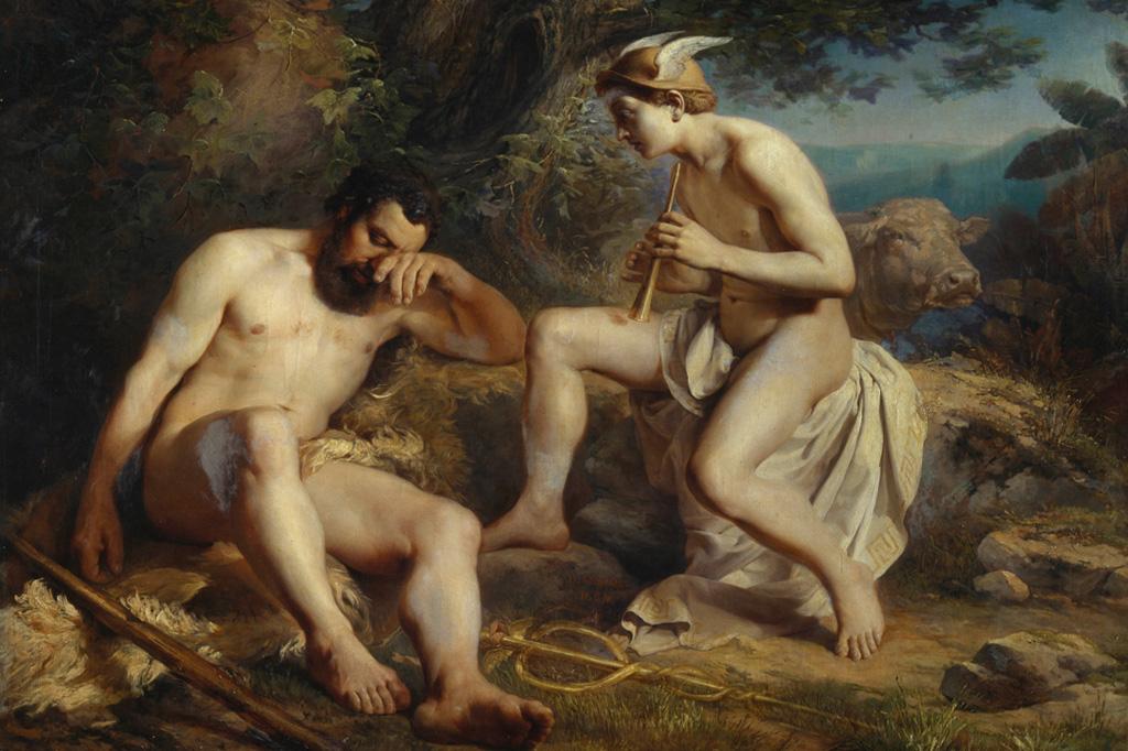 """<strong>""""Prometo jamais mentir. Só não garanto contar sempre a verdade inteira"""", diz o esperto Hermes.</strong>"""