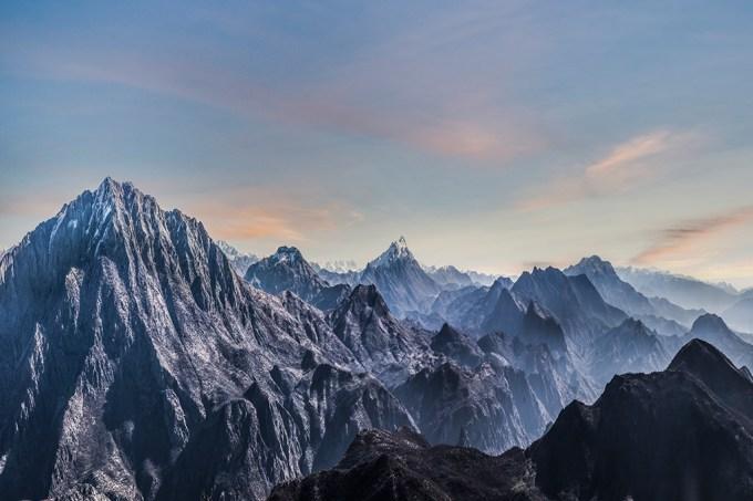 Chuva pode realmente mover montanhas, indica pesquisa